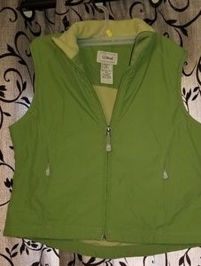 LL bean vest size medium p